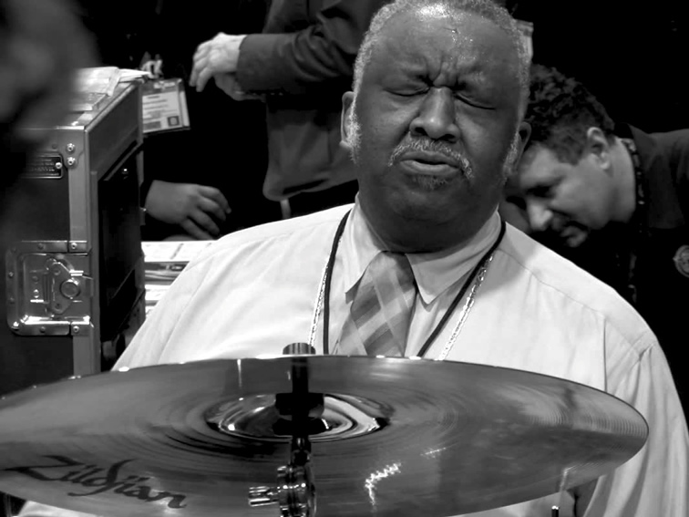 Bernard Purdie on recording with James Brown and others during his 50-year career.