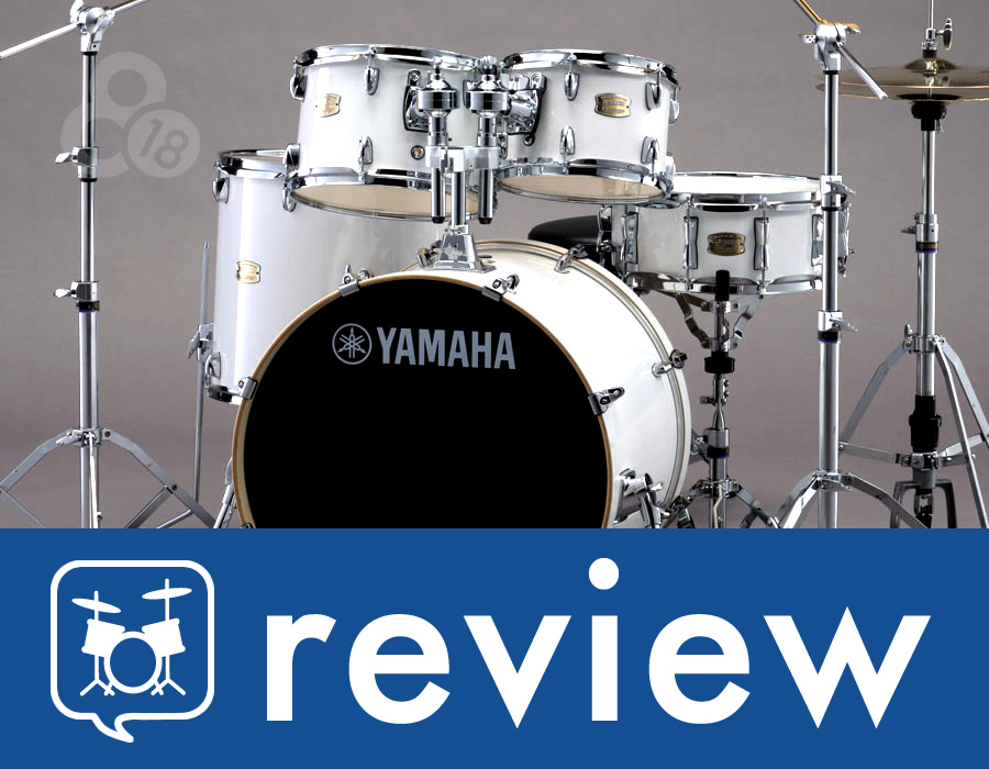Gear Review – Yamaha Stage Custom Birch Kit