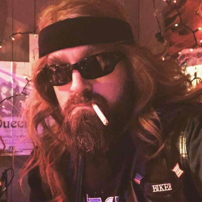 Biker Rocker Dave
