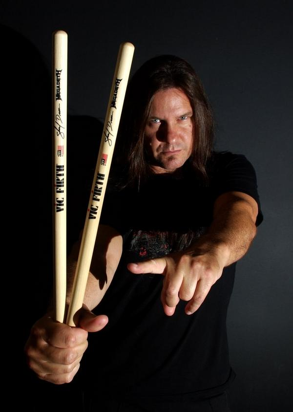 Shawn Drover Quits Megadeth