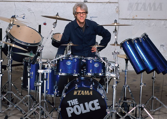 Happy Birthday Stewart Copeland!