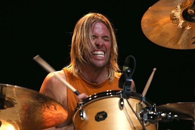 Taylor Hawkins turned away at Grammys Party