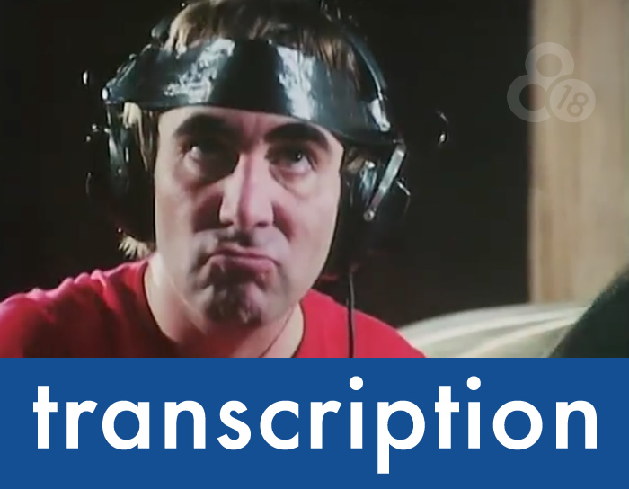 "Transcription – ""Who Are You"" by The Who"