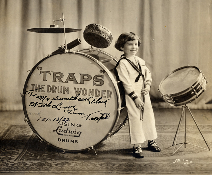 """Traps"" – The Drum Wonder (Buddy Rich, 1923) #throwbackthursday"