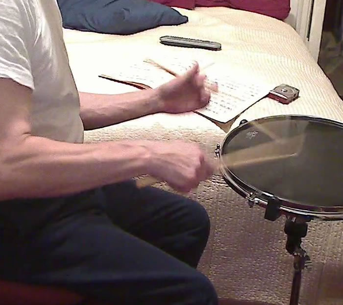 44 ways to warm up before a gig (Zildjian Artist Buzz Roll)