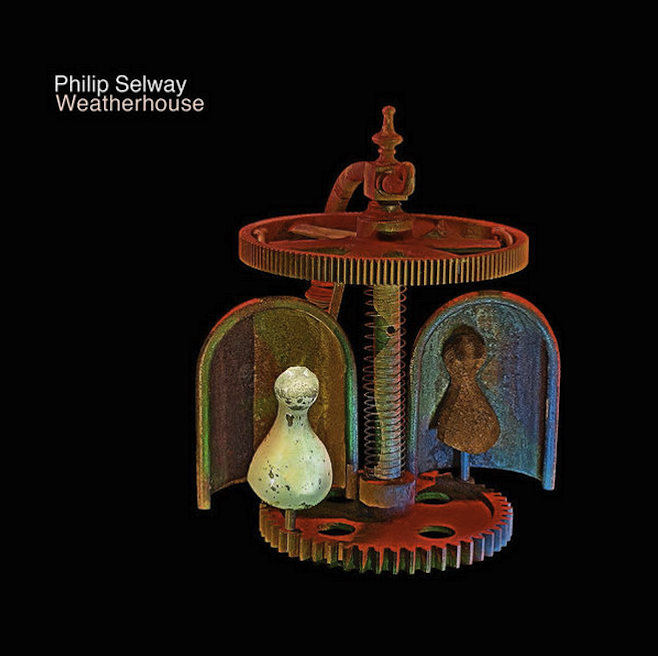 First track from Philip Selway's Solo Record, Weatherhouse
